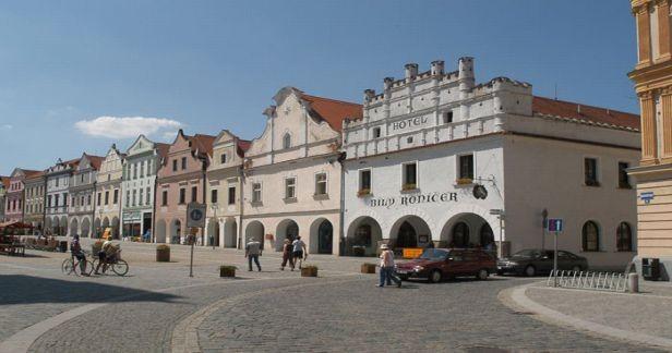 Jižní Čechy: 3 denní víkendový pobyt pro DVA v hotelu Bílý Koníček*** se snídaní.