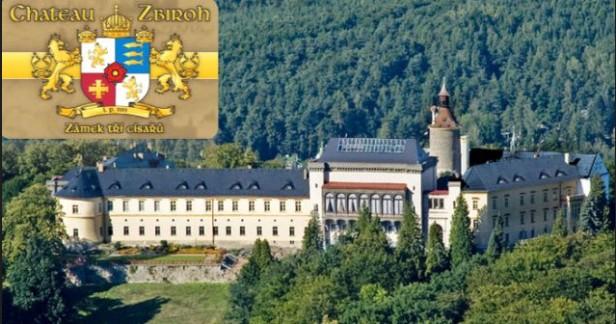 Luxusní pobyt v Hotelu Zámek Zbiroh****  nádherné zámecké ubytování na 3 dny (2 noci) pro 2 s bohatými snídaněmi, wellness a prohlídkou zámku jen za 4299 Kč až do konce února 2017!
