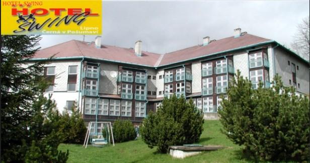 Jarní dovolená na Lipně 3 dny pro 2 v Hotelu Swing*** s bohatou polopenzí, sportem a jedním dítětem do 6 let zdarma!