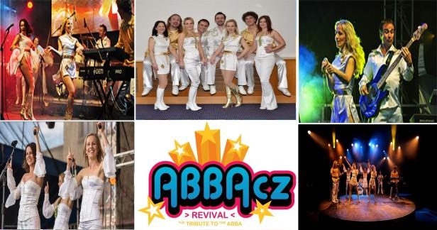 ABBA revival s live hudbou 2x 45 minut s 8 skvělými hudebníky skupiny ABBACZ na scéně už 26.11.2017 v Hotelu International v Dejvicích. Nabijte se energií se skvělou hudbou.