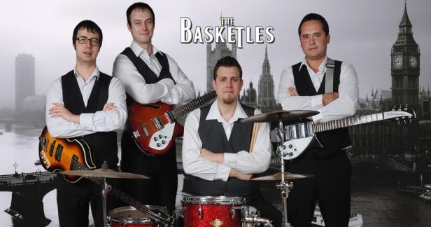BEATLES revival s live hudbou 2x 45 minut s 4 skvělými hudebníky skupiny The Basketles 18.3.2018 v Hotelu International v Dejvicích. Dobijte baterky s parádní hudbou, která nestárne
