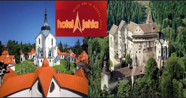 Vysočina: Cyklistická dovolená v Hotelu JEHLA*** Žďár nad Sázavou - 3 dni s polopenzí, masáží a cykloslužbami za skvělých 2897 Kč pro 2 až do 29.10.2013. Nízké příplatky za děti!